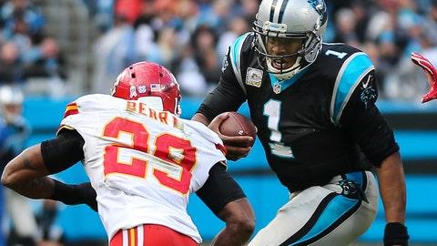 Carolina Panthers (last week: 23)