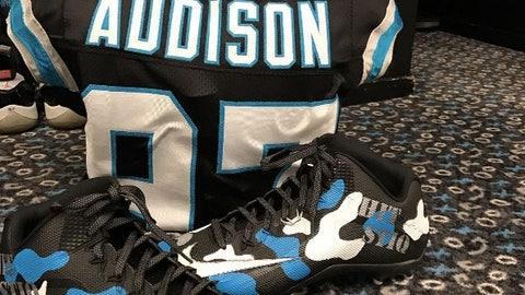 Mario Addison, Carolina Panthers