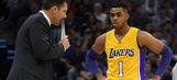 How the Lakers became playoff contenders and darlings of the NBA