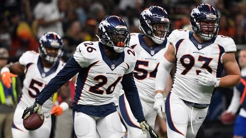 Denver Broncos (last week: 7)