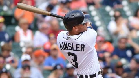 Kinsler, Tigers go off for 19