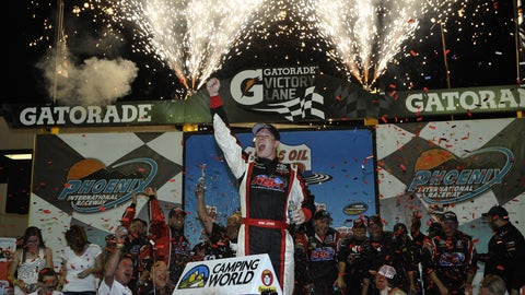 First Truck Series victory