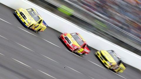 First NASCAR start