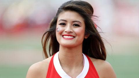 Houston cheerleader