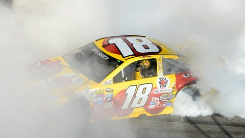 NASCAR fans destroy Kyle Busch for competing in Truck Series race