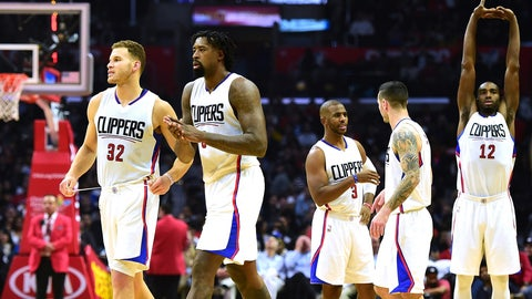 Los Angeles Clippers (2): 10-2
