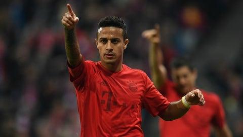 Bayern Munich - Thiago Alcantara