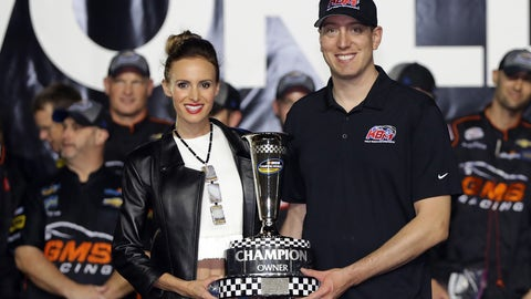 Owners' championship