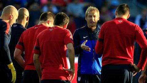 August 8, 2012: Gulati is asked to sum up Klinsmann's tenure thus far