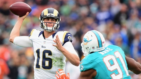 Los Angeles Rams at New Orleans Saints, 1 p.m. FOX (712)