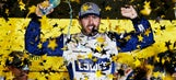 Jimmie Johnson takes part in impromptu Twitter Q&A