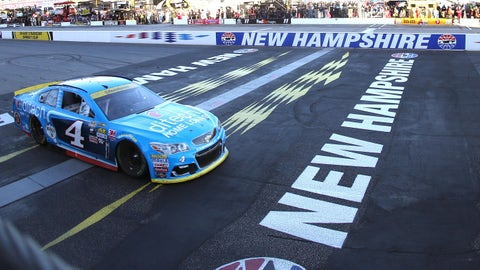 .442 seconds at New Hampshire