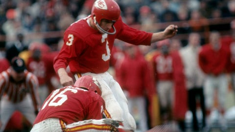 Hall of Fame Chiefs kicker Jan Stenerud