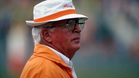 Former Buccaneers coach John McKay