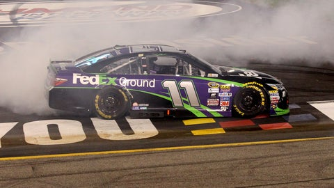 Denny Hamlin, Richmond International Raceway