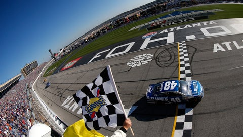Las Vegas could add second race