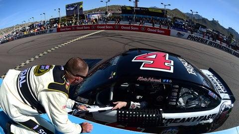 Kevin Harvick, Phoenix International Raceway