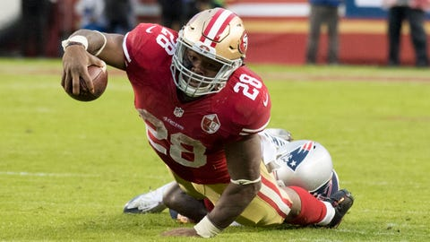 San Francisco 49ers at Miami Dolphins, 1 p.m. FOX (711)