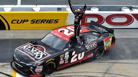 Erik Jones, Dover International Speedway