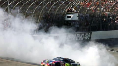 Michigan International Speedway, 2005