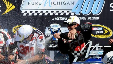 Michigan International Speedway, 2012