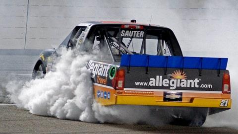 Johnny Sauter, Texas Motor Speedway