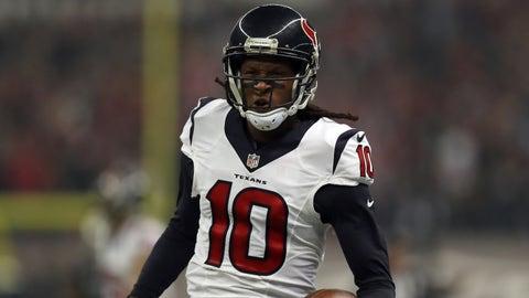 Wide receiver: DeAndre Hopkins, Texans ($1.9 million)