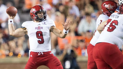New Orleans Bowl: Arkansas State vs. Old Dominion