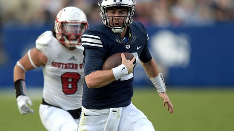 Poinsettia Bowl: Air Force vs. BYU