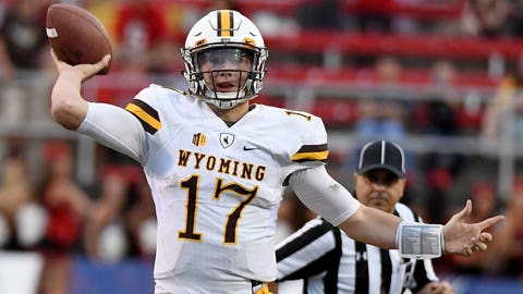 San Diego State at Wyoming (+6.5)