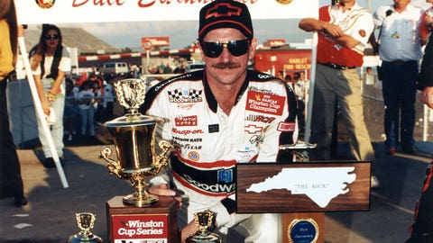 1994, The Intimidator joins The King
