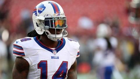 Buffalo Bills: Wide receiver depth