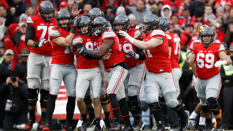 Ohio State might be the most interesting in college football the next two weeks