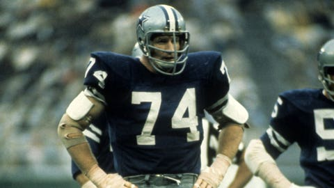 Defensive tackle: Bob Lilly