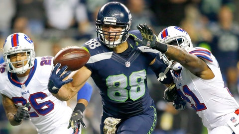 Seattle Seahawks at New England Patriots, 8:30 p.m. NBC