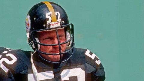 Center: Mike Webster