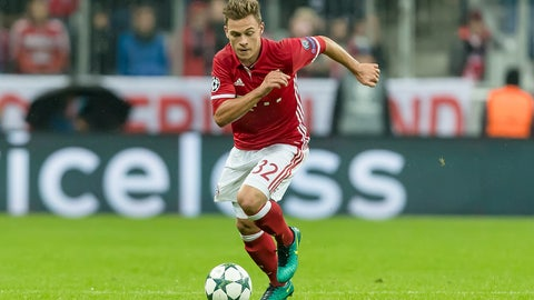 DEF: Joshua Kimmich, Bayern Munich