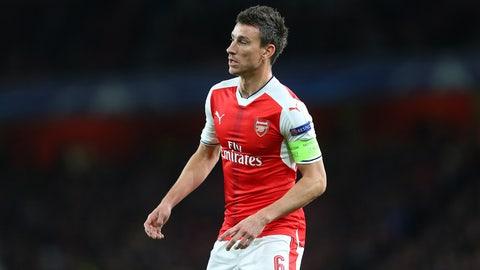 DEF: Laurent Koscielny, Arsenal