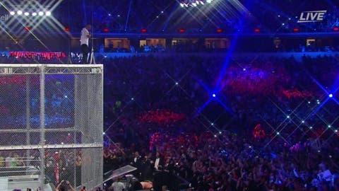 Shane McMahon (and his crazy dives)