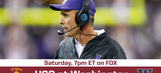 USC vs (4) Washington Game Preview | BREAKING THE HUDDLE WITH JOEL KLATT