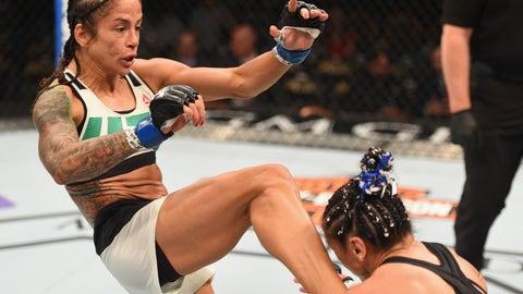 UFC 197: Esparza v Lima