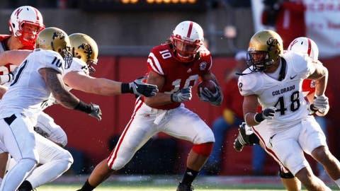 Nebraska vs. Colorado - Last played: 2010