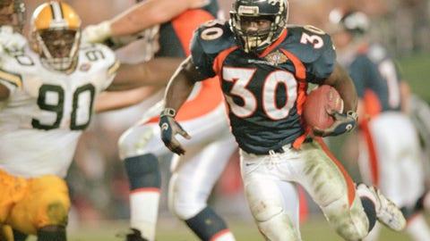 Denver Broncos: RB Terrell Davis, sixth round (196 overall), 1995