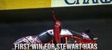 Tony Stewart's Top Moments: The 2009 NASCAR Sprint All-Star Race