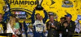 CUP:  Jimmie Johnson Wins Seventh Championship – Homestead 2016