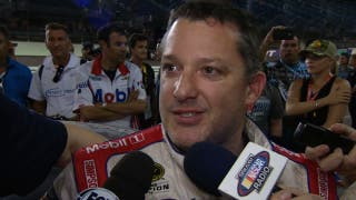 CUP: Tony Stewart Ends Full-Time NASCAR Career at Homestead