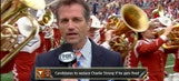 Fox Sports' own Bruce Feldman caught in the middle of UT marching band