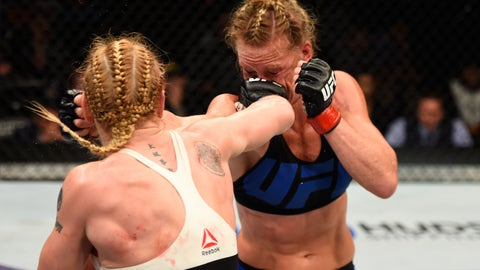 UFC Fight Night: Holm v Shevchenko