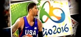 Paul George calls Olympic experience 'surreal'