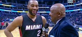 Wayne Ellington drains five 3-pointers in Heat victory